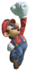 8.Mario Uppercutting