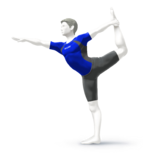 ACL - SSBSwitch recolour - Wii Fit Trainer 10