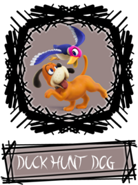 Duck Hunt Dog SSBR