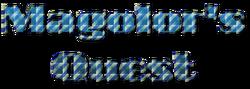 Magolor's Quest Logo
