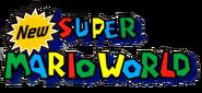 New Super Mario World Logo