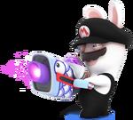 SB2 Rabbid Mario recolor 3