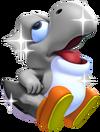 Silver Baby Yoshi