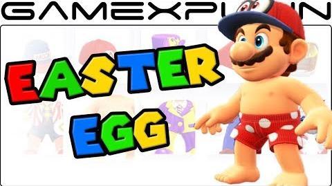 Super Mario Odyssey - SECRET Final Boss Dialogue w All Costumes (Spoilers, Duh!)-0