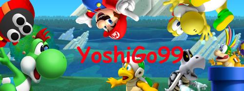 YoshiGo99 Signature