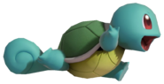 2.2.Shiny Squirtle Running