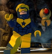 Booster Gold (Lego Batman 4)