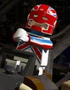 Captain Britain (Lego Batman 4)