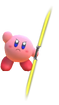 Double-Bladed Laser Sword Kirby