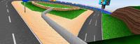 Luigi Raceway MK64