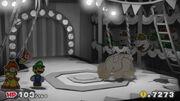 Luigi at the circus