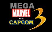 Mega marvel vs capcom 3
