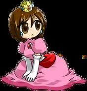 Princess Peach Meiko 1