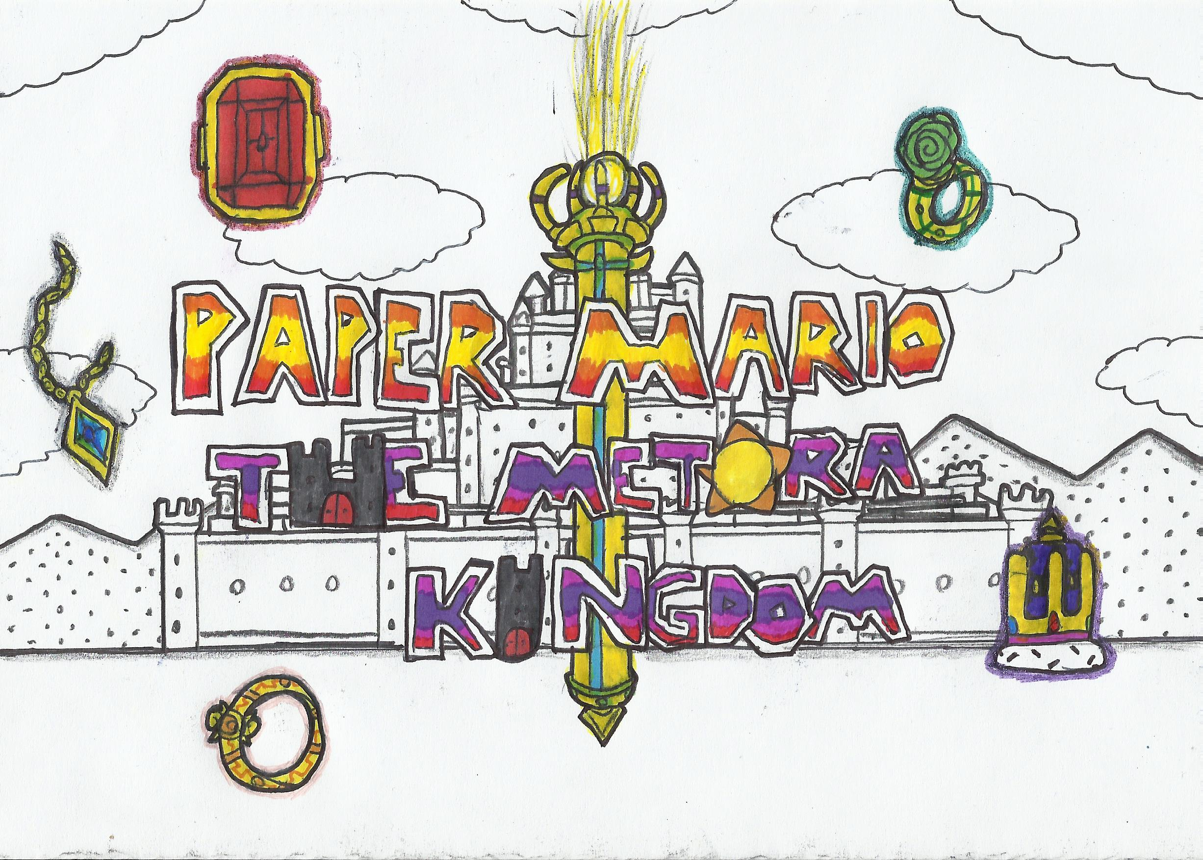 Paper Mario The Metora Kingdom Fantendo Nintendo Fanon Wiki Step Diagram For It All Began Over 1230 Years Ago When At This Point Didnt Even Exist Yet Land Was Instead Devided Up Between Tribes Who
