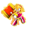 Super amy sonic world by nibrocrock-d88omru