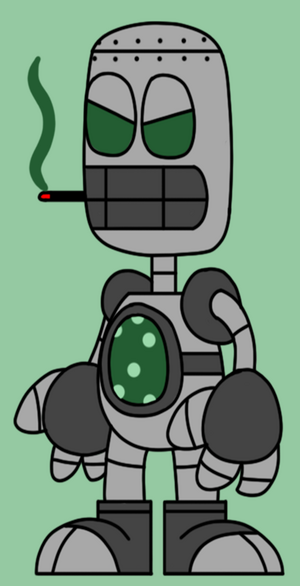Toxic the Robot