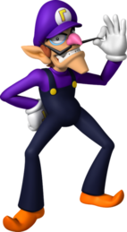 Waluigi Smash Bros