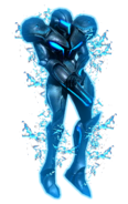 0.1.Dark Samus Surrounded in Phazon