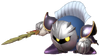 2.3.Meta Knight clenching his fist
