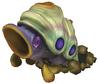 Arcitc cannon larva
