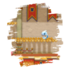 JSSB stage preview icon - Castle Dedede
