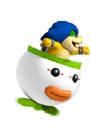 Ludwig Von Koopa (New Super Mario Bros 3)