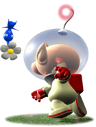 Olimar throw