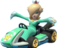 Rosalina new kart by beatrixxl-dc8z3et