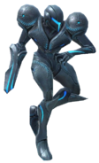 4.1.Dark Samus Floating