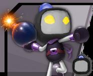 Bomberman12Grey