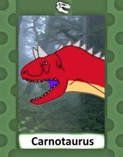 Carnotaurus-card-dtcg