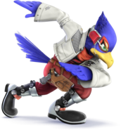 Falco Smash Bros