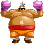King Hippo - Punch-Out!! (Wii)