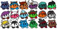 Kirbyfantendohats