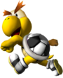 Koopa striker by starkid64-d3evsfb