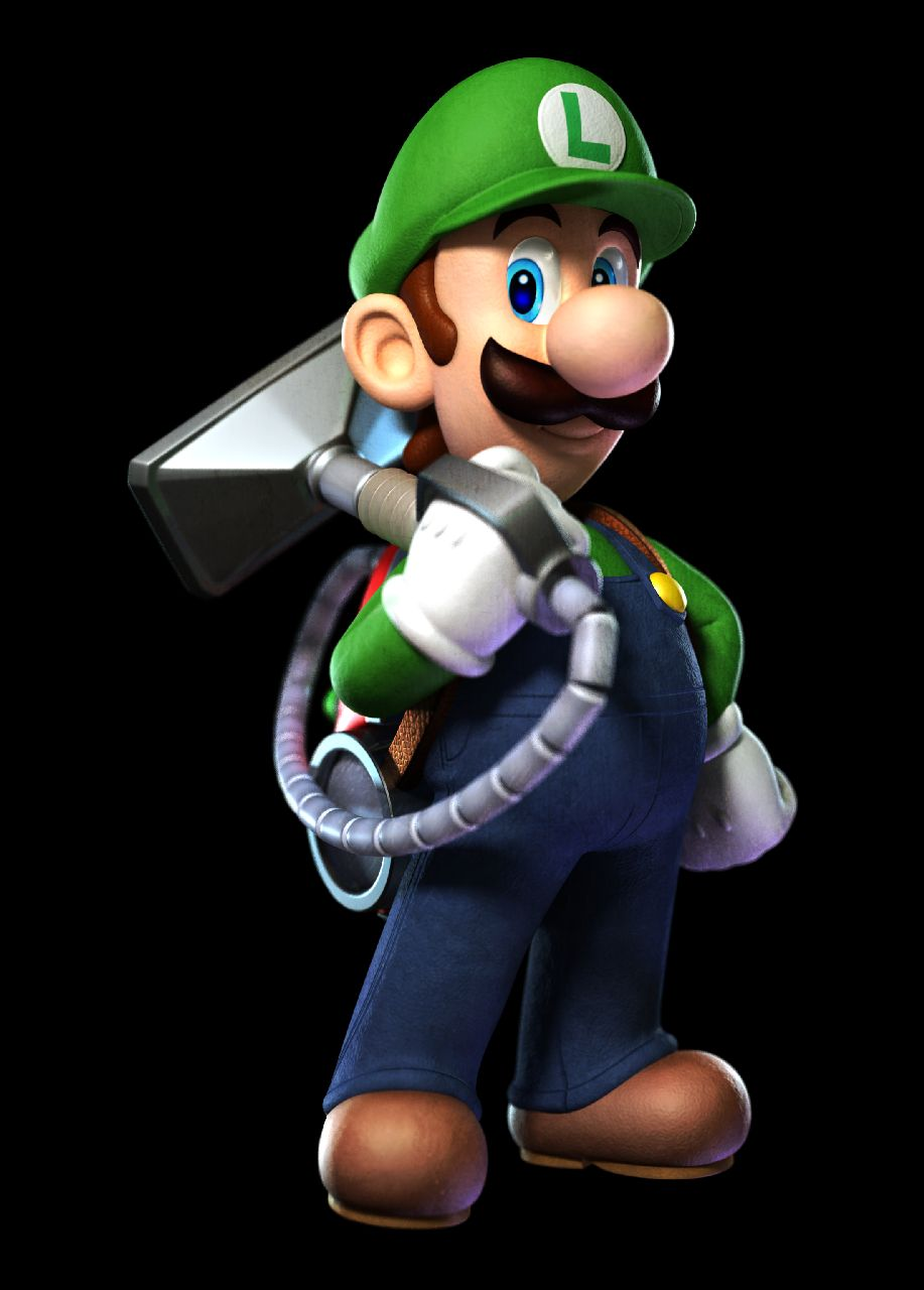 Luigis Mansion 4 Luigi