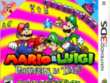 Mario & Luigi: Partners In Time + Baby Bowser's Pilots