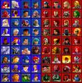 Marvel vs Capcom 5 Roster