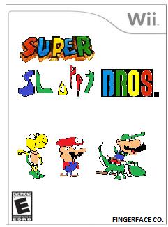 Old Super Mario Bros Fingerface Co Fantendo Nintendo Fanon