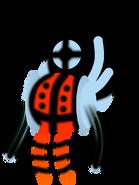 Corrupted Light Robot
