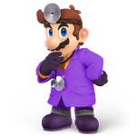 Dr. Mario Charged Alt 7