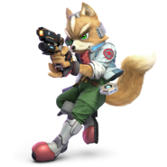 Fox McCloud - Super Smash Bros Ultimate