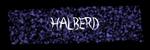 Halberd SSBR