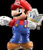 Mario with Kersti