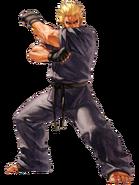 Mr.Karate (Ryo Sakazaki)