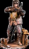 Nikolai statue render