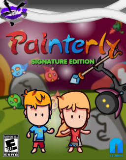 Painterly Signature Boxart