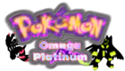 Pokemon Omega Platinum Logo