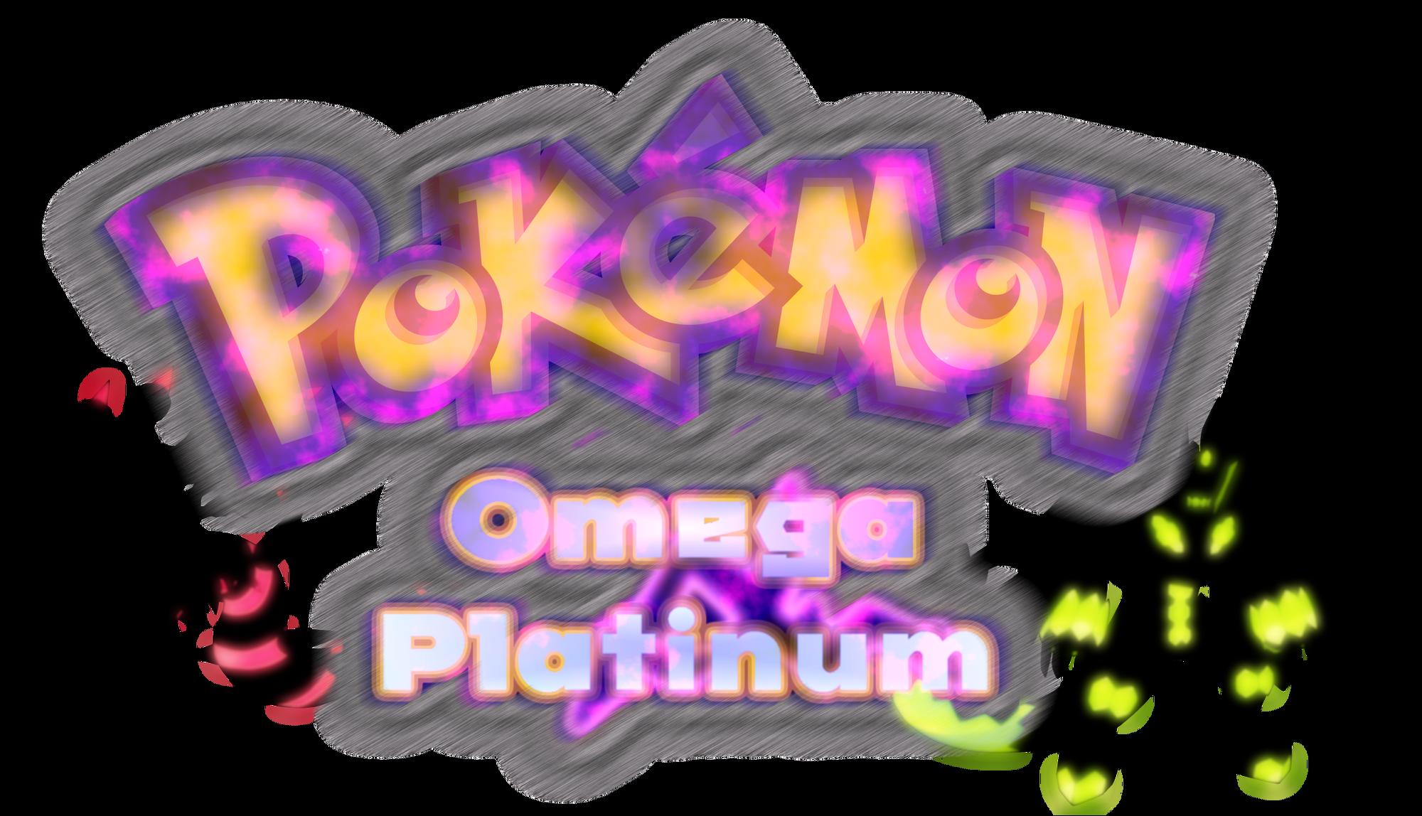 Pokemon Omega Platinum Version Fantendo Nintendo Fanon Wiki