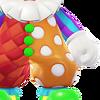 SMO Clown Suit